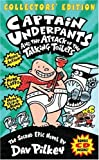 """Captain Underpants and the Attack of the Talking Toilets"" av Dav Pilkey"