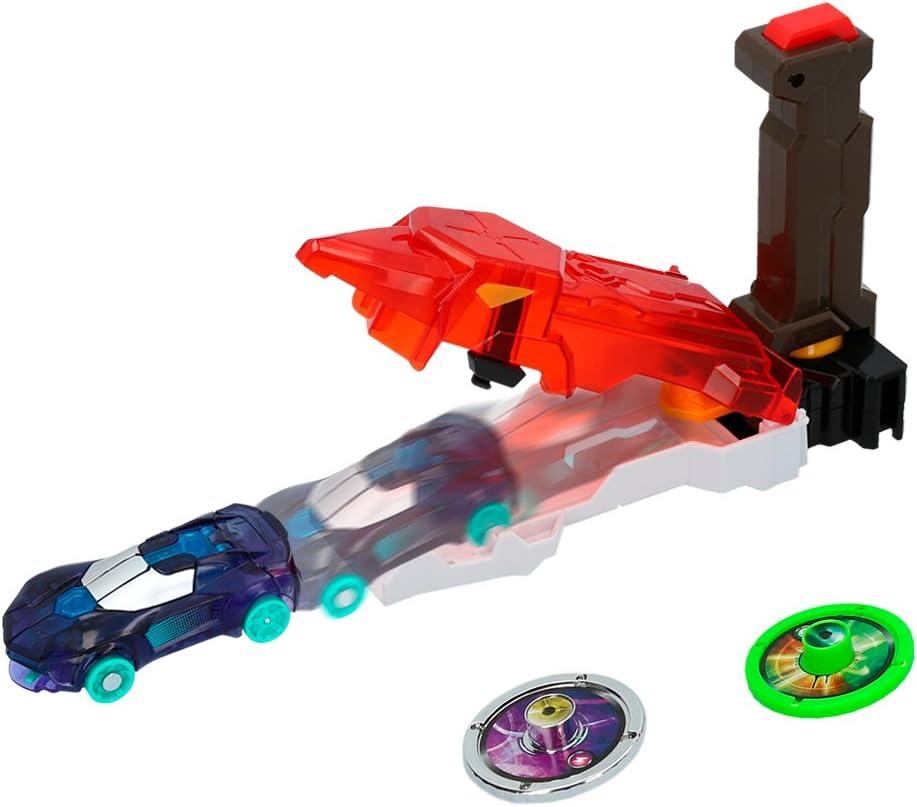diseño unico extremadamente único envío complementario Screechers Wild - Speed Launcher - Lanza coches (Colorbaby 85276 ...