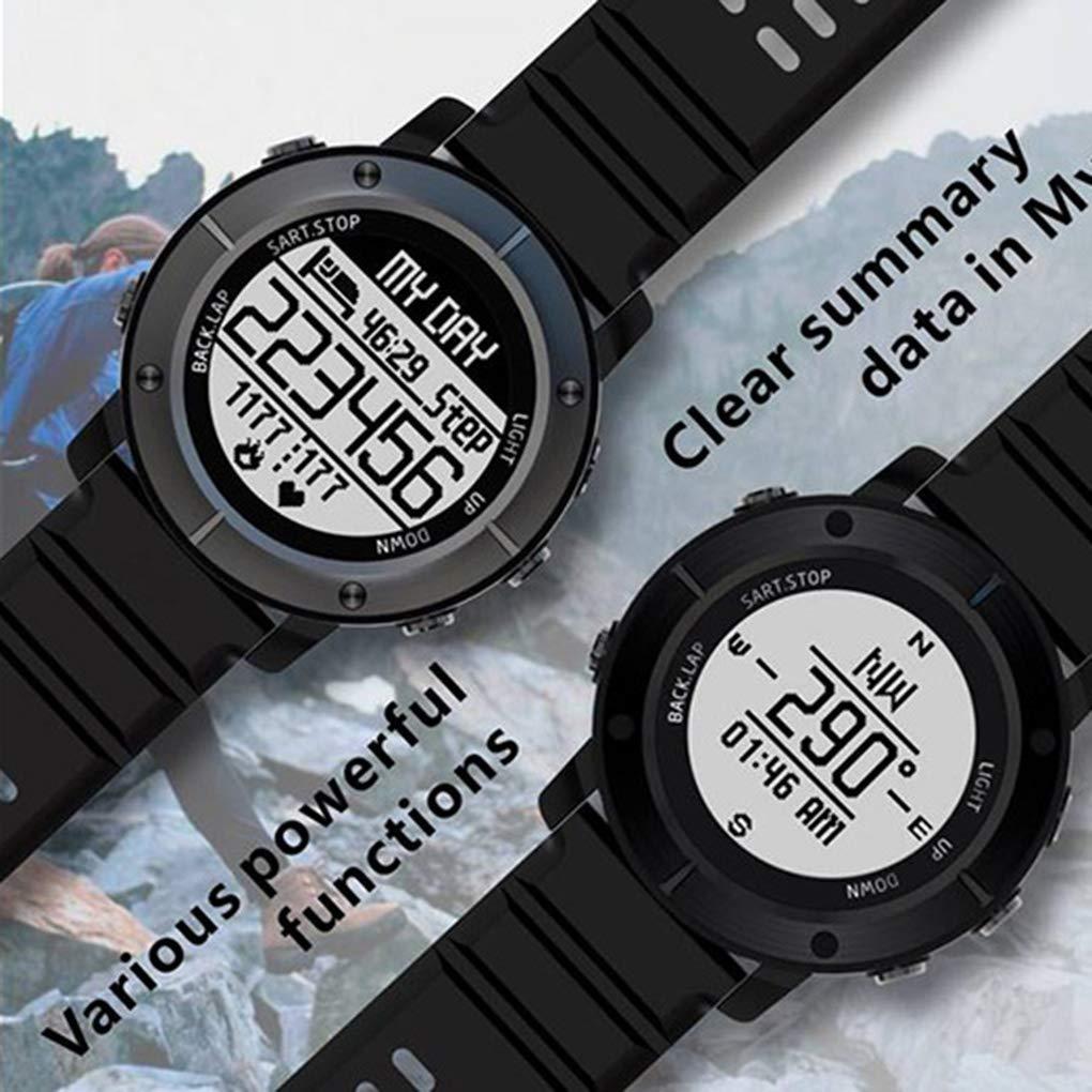 Uokoki Inteligente Reloj GPS rastreador de Ejercicios ...