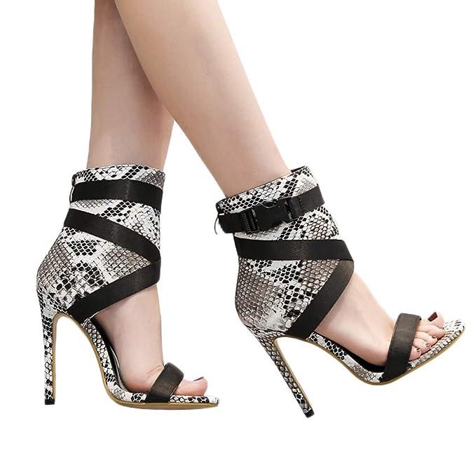 Zapatos de serpiente