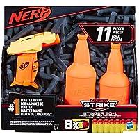Lanca Dardos Nerf Alphastrike Stinger Com Target - E8310 - Hasbro Nerf Lanca Dardos Nerf Alphastrike Stinger Com Target…