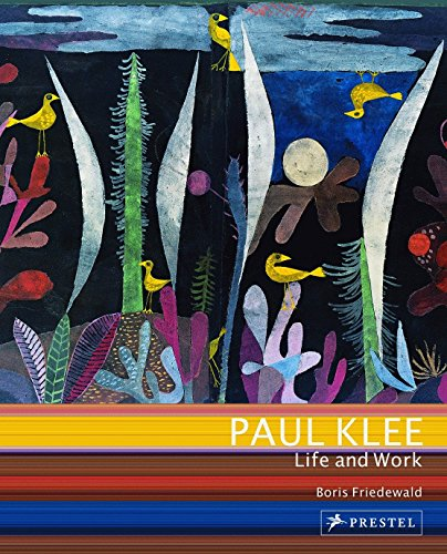 Paul Klee: Life and Work - Abstract Klee Painting