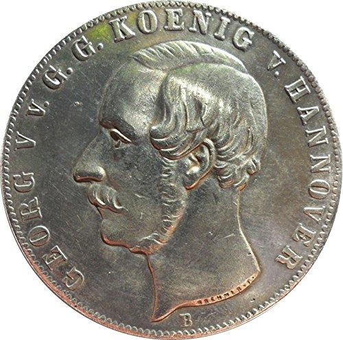 coin-1855-b-german-states-hannover-2-thaler-3-1-2-gulden-replica