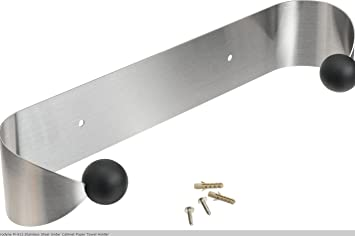 küchenrollenhalter edelstahl küchenrolle halter küchenpapierhalter ... - Halter Für Küchenrolle