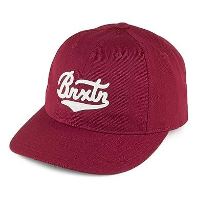 Brixton Gorra Bert Burdeos: Amazon.es: Ropa y accesorios
