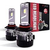 9005 LED Headlight Bulbs -HB3 All-in-One 10000LM- Sinoparcel Mini Light Conversion Kits 2 Yr Warranty
