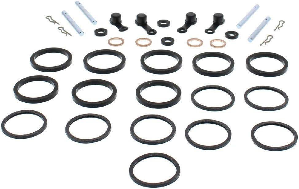 All Balls 18-3135 Caliper Rebuild Kit for - Front Suzuki GSX600F Katana 88-97