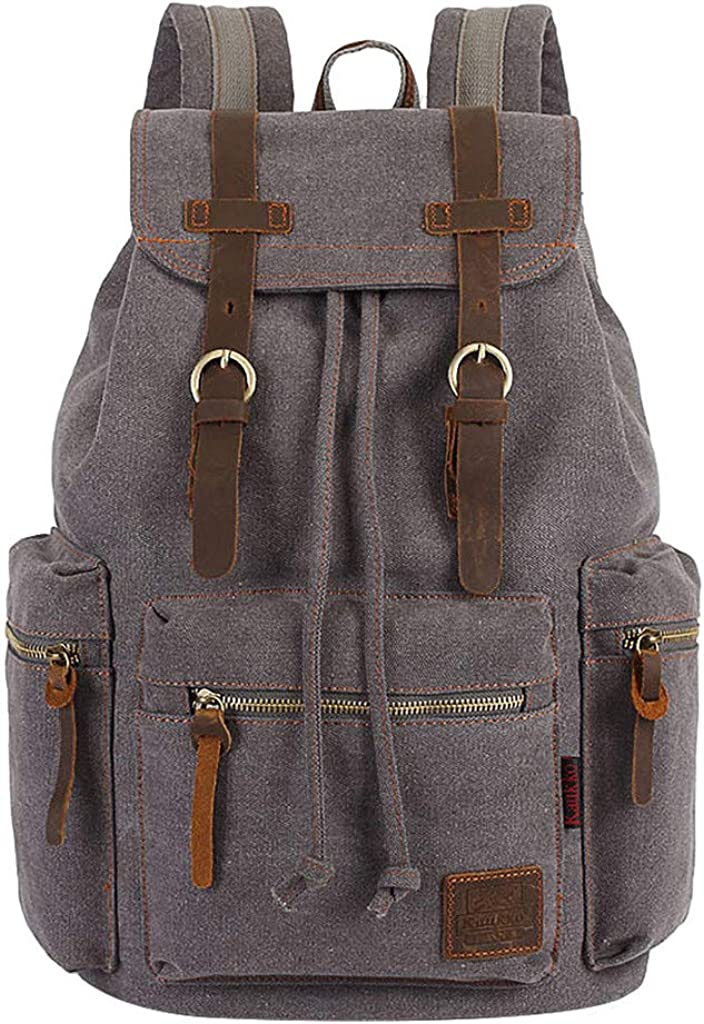 Farmerl Men And Women Travel Students Casual For Hiking Travel Camping Backpack