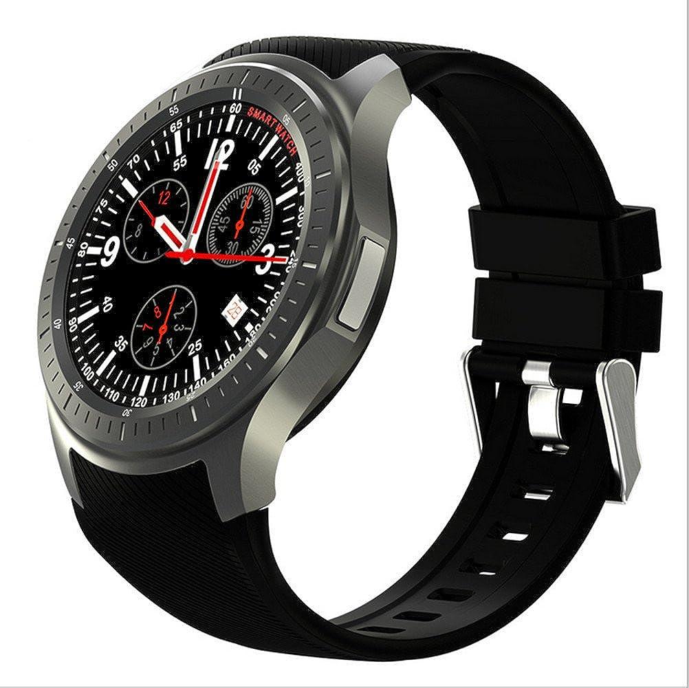 DM368 Smart Watch AMOLED Pantalla Redonda Android 5.1 WiFi Step ...