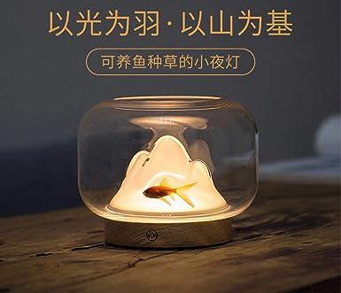 Lámpara de montaña caliente lámpara de escritorio literaria ...