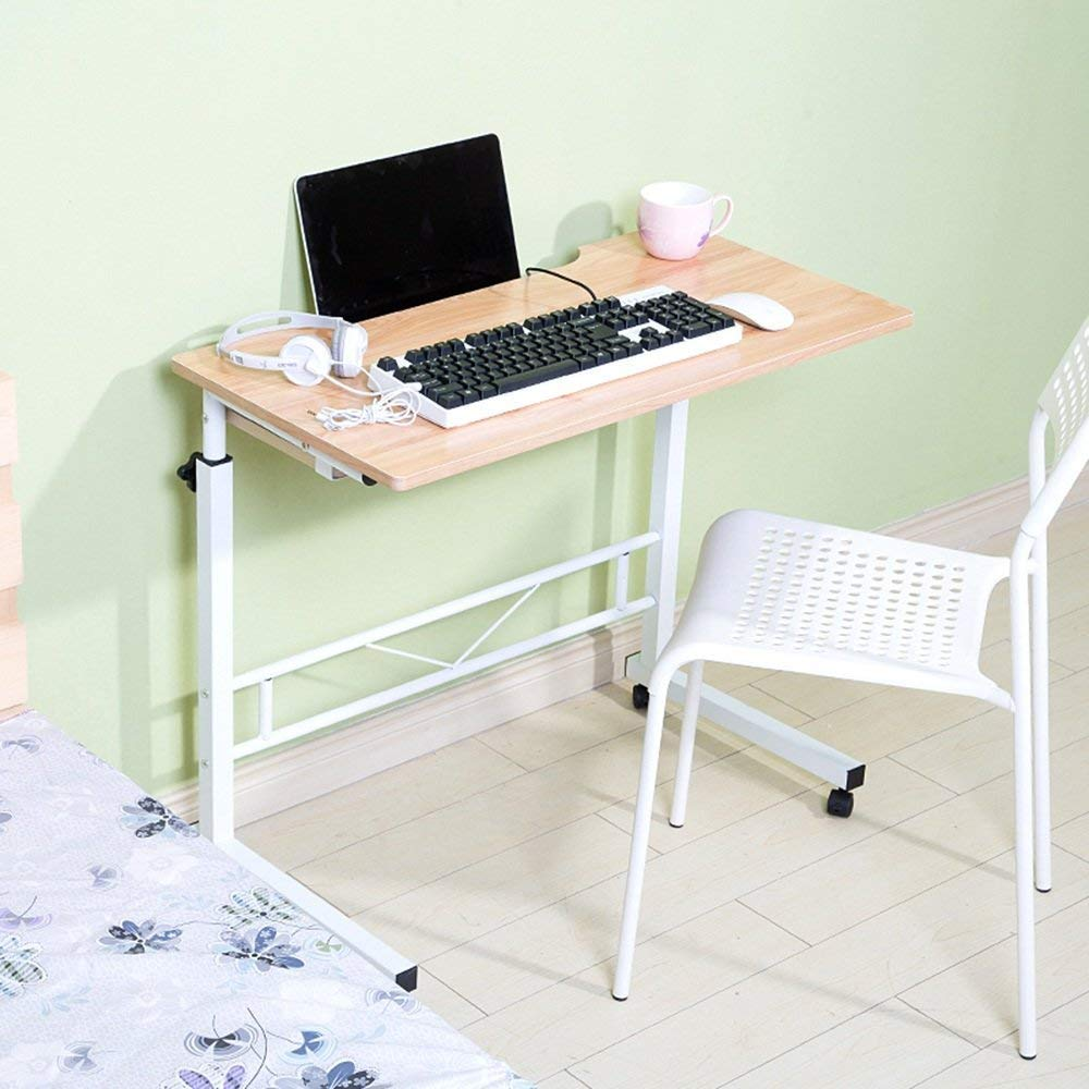 PLLP Table-Double Lift Computer Desk Can Be Set to Move Desk,5