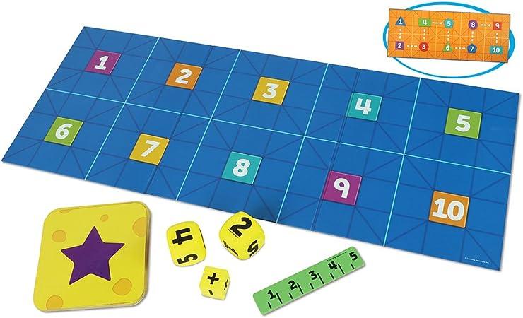 Learning Resources- Pack de matemáticas del ratón Robot de Code & Go, Color (LER2861) , color, modelo surtido: Amazon.es: Juguetes y juegos