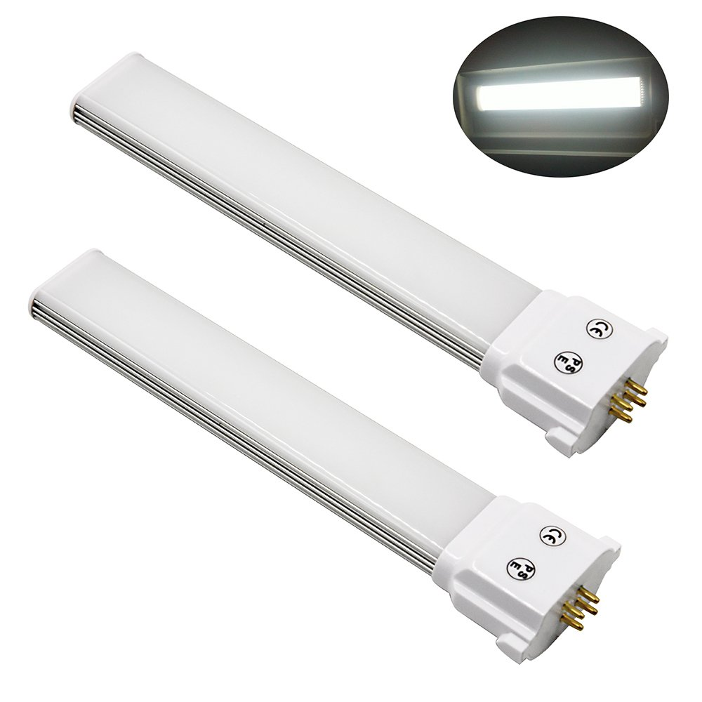 10w Gy10q 4 Square Pin Led Bulb 18w Cfl Compact