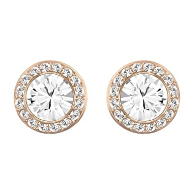 e286d8bd9 Image Unavailable. Image not available for. Color: Swarovski Angelic  Pierced Earrings