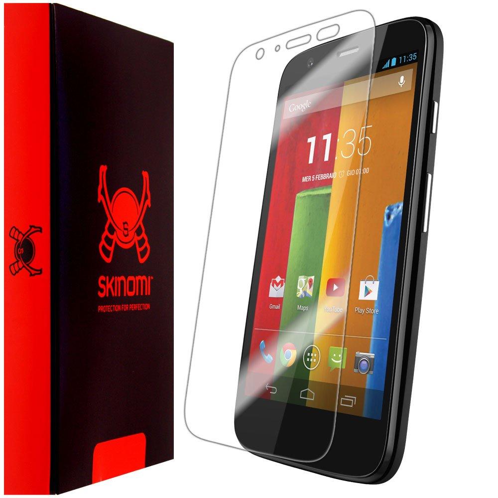 Motorola Moto G Screen Protector 1st Gen20134gltefull Coverage Skinomi Techskin Premium Hd Clear Film With Lifetime Warranty Ultra High