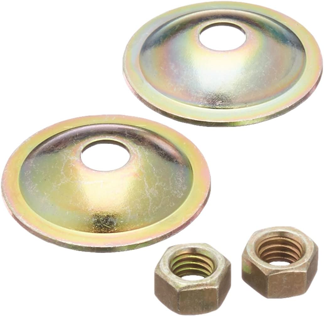 Locknuts Base Plate Delta Faucet RP32525 Signature Bolts Gasket
