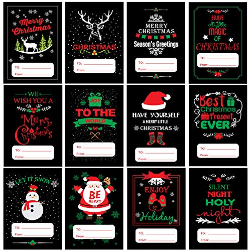 Best Gift Wrap Tags