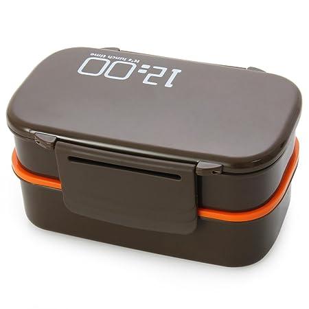 Microondas Hornos disponibles Japón estilo Bento caja de almuerzo ...