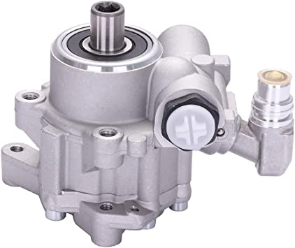 ROADFAR Power Steering Pump 21-5946 Power Assist Pump Replacement for 1996 1997 1998 1999 2000 2001 2002 2003 2004 Acura RL 1997 1998 Acura TL