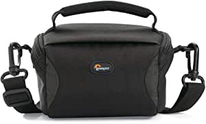 Lowepro Format 100 A Modern, Multi-Device Shoulder Bag with Easy Access to Camera and Video Gear, Black, (LP36508-0WW)