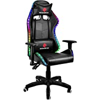 Boomersun Gaming Chair with RGB Light