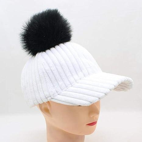 GSFD&DFGW N Hair Ball Gorra de béisbol Ajustable Pana de Mujer ...