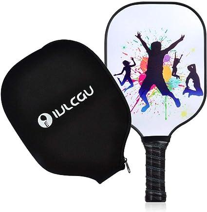Anti-slip Sport Pickleball Paddle Sport Equipment for Beginner Sports Training