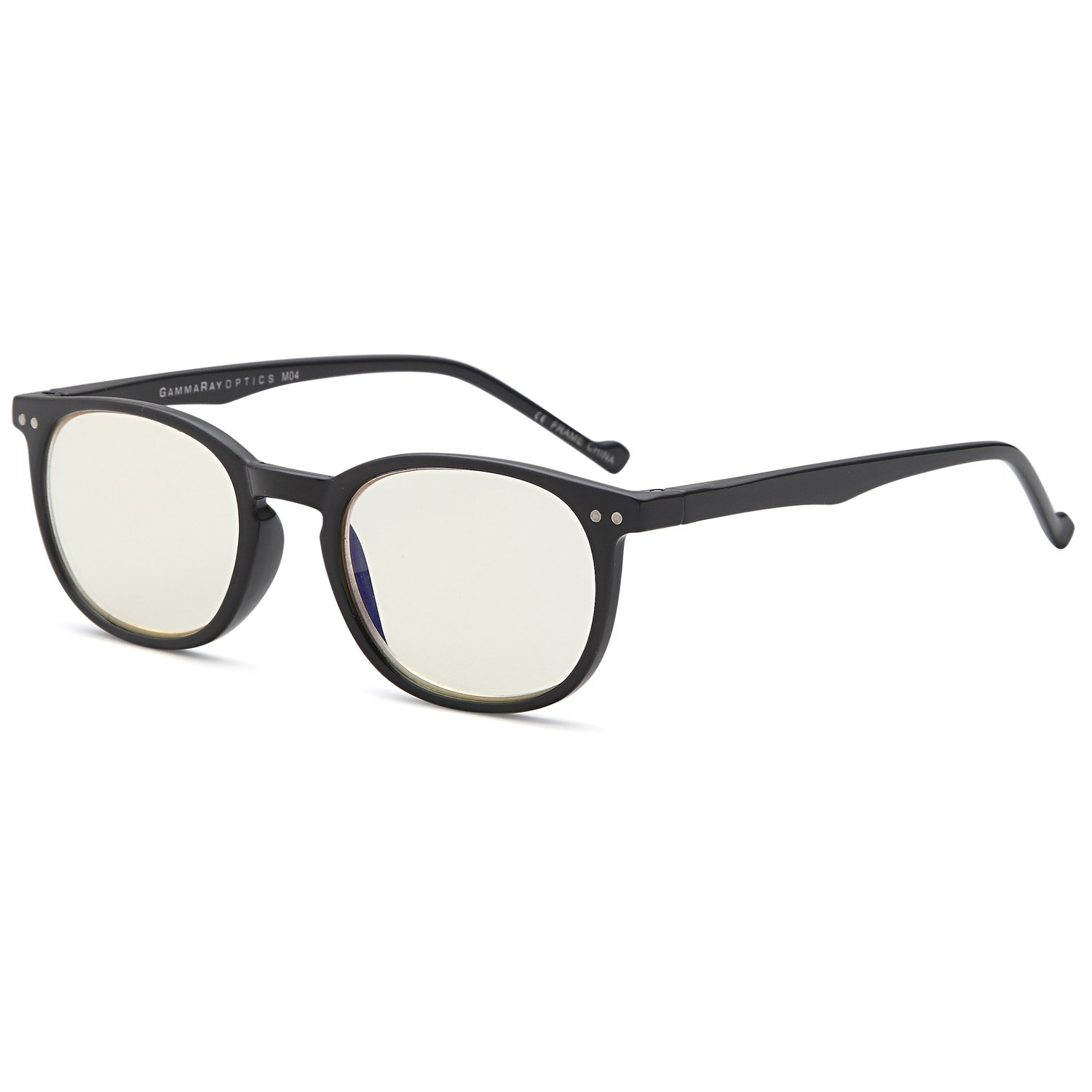 ef4313c660 Amazon.com  Gamma RAY 010 Slim Vintage Computer Readers Reading Glasses  Anti Reflective Anti Glare Anti Eyestrain Lens for Digital Screens