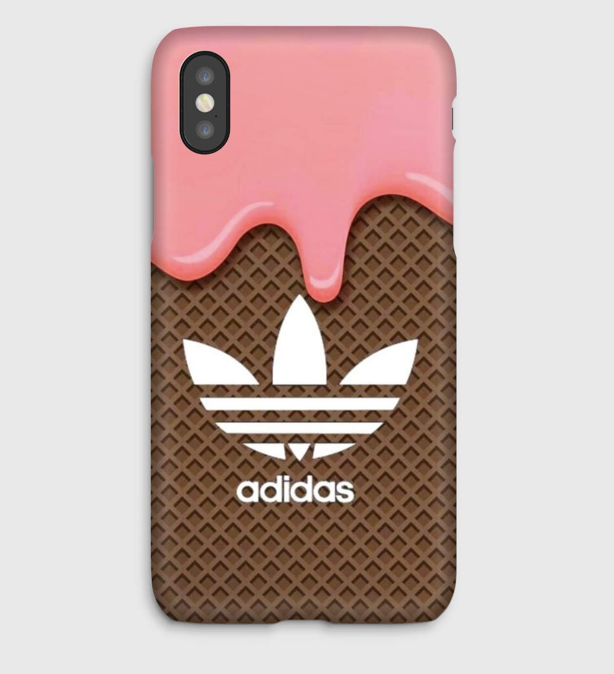 Fraise chocolat, coque pour iPhone XS, XS Max, XR, X, 8, 8+, 7, 7+, 6S, 6, 6S+, 6+, 5C, 5, 5S, 5SE, 4S, 4,