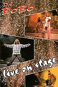 DJ Bobo - Live on Stage [Alemania] [DVD]