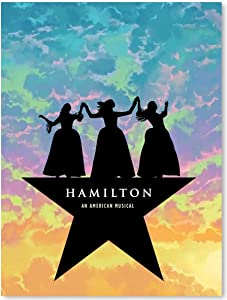 Cow paintings canvas wall art poster board hamilton musical schuyler sisters Home Decor Wall Art 12x16inch