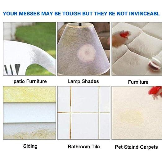 IrahdBowen Limpiador de limpiaparabrisas para Coche, Limpiador de Ventanas y Parabrisas de Coche, Limpiador de Vidrio, ambientalmente eficaz, ...