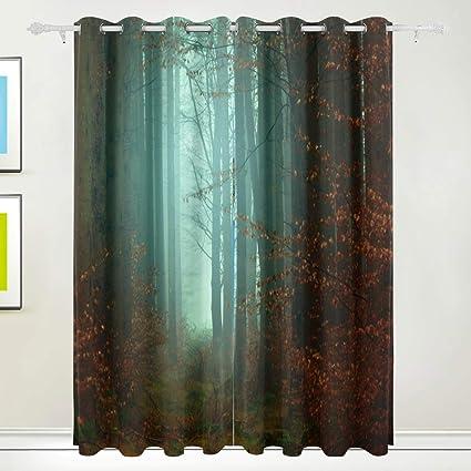 Amazon.com: senya Good Blackout Window Curtains for Living ...
