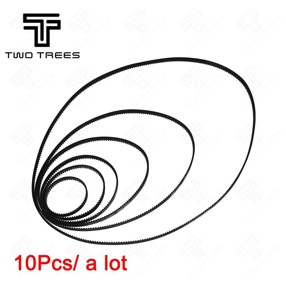 Laliva Impresora 3D - 10 piezas por lote GT2 correa de ...