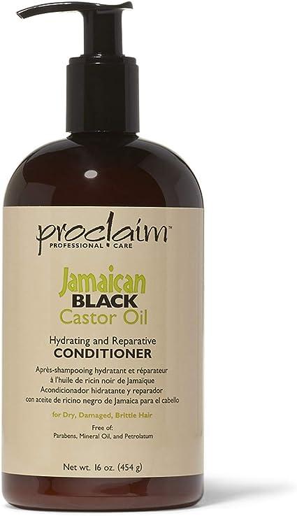Proclaim Jamaican Black Castor Oil Conditioner Amazon Ca Beauty