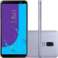 """Smartphone Samsung Galaxy J8 Prata 64GB Dual Chip Tela Infinita 6"""" Câmera Dupla 16MP e 5MP"""