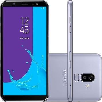 bcd0c6c7f Smartphone Samsung Galaxy J8 Prata 64GB Dual Chip Tela Infinita 6 quot   Câmera Dupla 16MP e