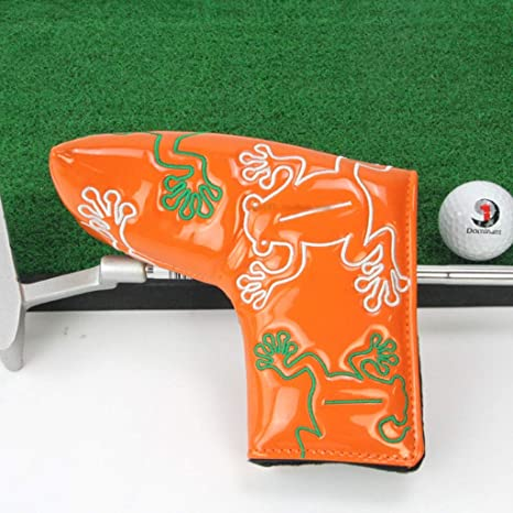 WXFO Funda para Club de Golf Funda Putter de Golf Diseño en ...