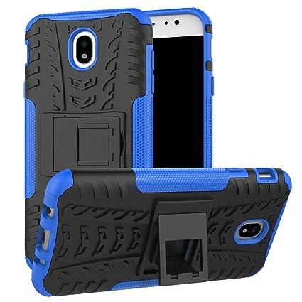 Amazon.com: COOLKE Galaxy J7 (2017) Case, Heavy Duty Double ...