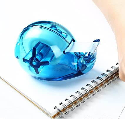 b971cfe8abe151 Blue Whale shape, Crystal clear light blue color. Smooth and round, mellow  and full (ocean blue) : Office Products