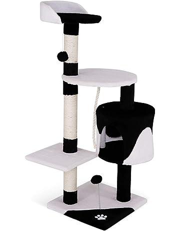 46b0cc9e7f5 Dibea Arbre à chat avec Griffoir et Centre d Activités