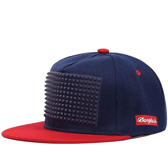 TT Global Uomo Cappellini con Visiera Piatta Uomini Ragazzi Autunno Inverno  Berretto da Baseball Cappello di 3fa30224ce23