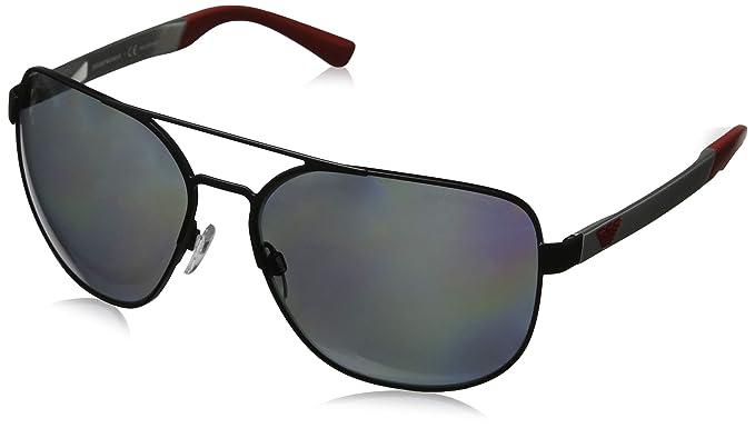 Amazon.com: Gafas de sol Emporio Armani EA 2064 322381 ...