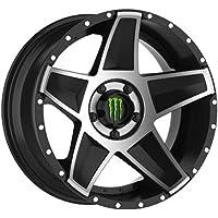 20X10 42129 Monster Energy Edition 648MB Gloss Black Wheels