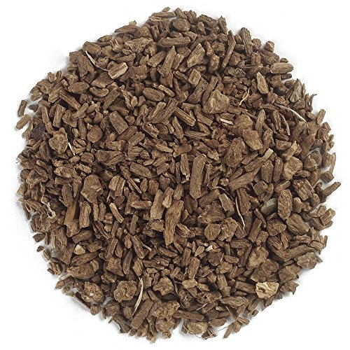 Valerian Root Tea (Frontier Co-op Organic Valerian Root, Cut & Sifted, 1 Pound Bulk Bag)
