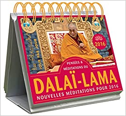 ALMANIAK PENSEES ET MEDITATIONS DU DALAI-LAMA
