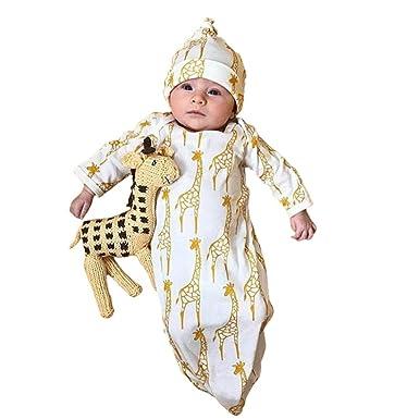 Amazon.com  Kintaz Baby Blanket Sleepers faa90fe56