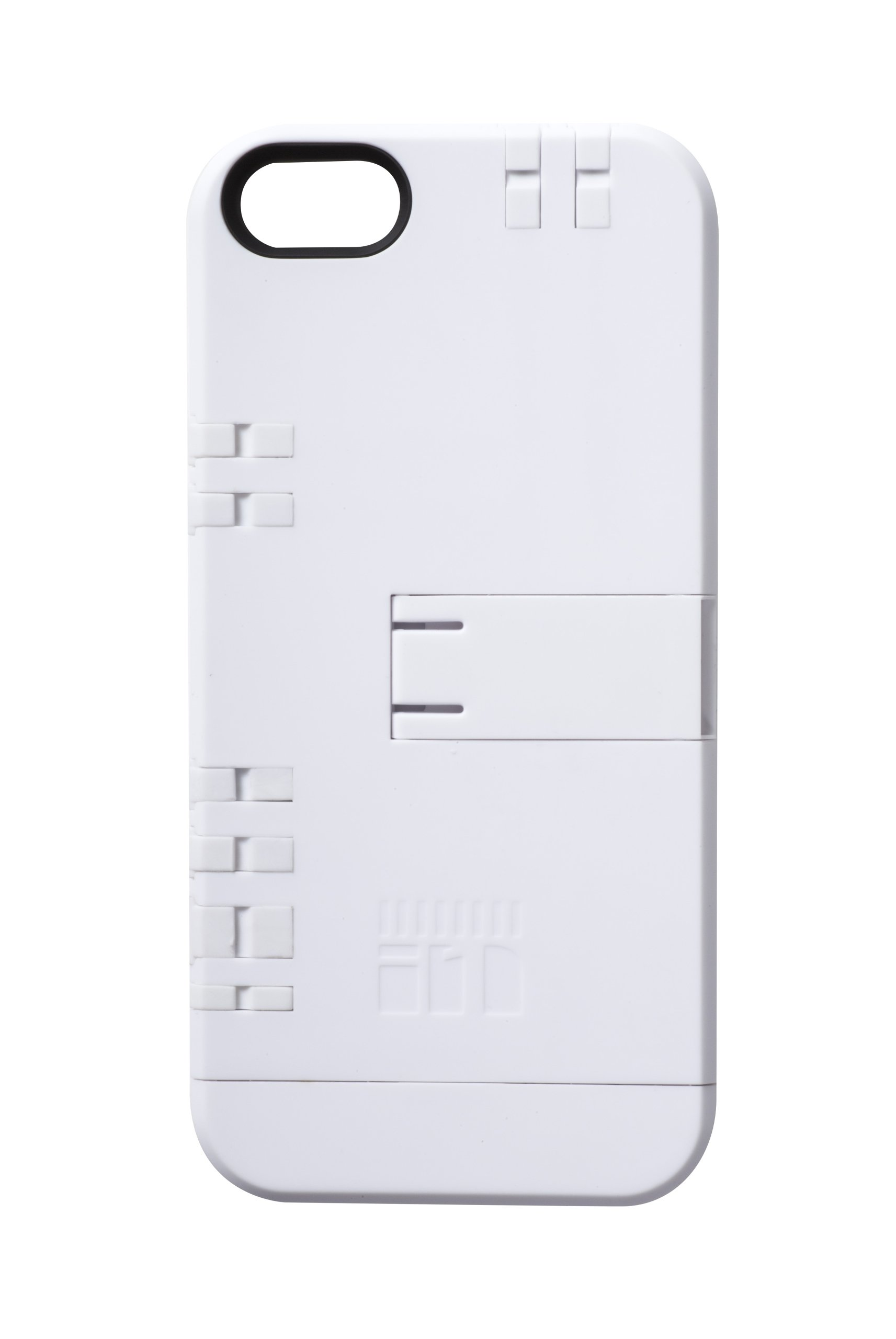 In1 Multi Tool Case For Iphone 5 - Retail Packaging - White With White Tools 8