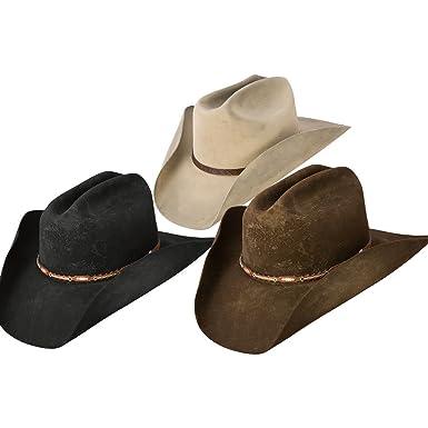 a5dddcc28ebc4 Stetson SFBOTP-9990 Boss of The Plains Hat at Amazon Men s Clothing store   Boss Of The Plains Hat