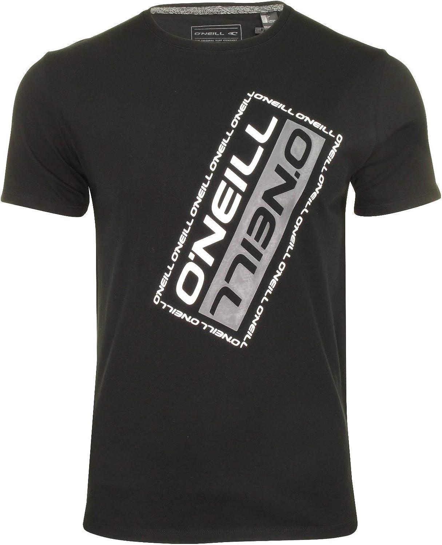 ONEILL T-Shirt Slanted T-Shirt - Camisetas y Camisas. Hombre: Amazon.es: Ropa y accesorios